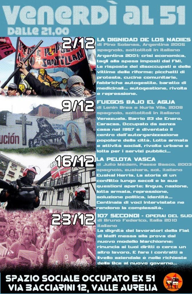 2011 Venerdì al 51