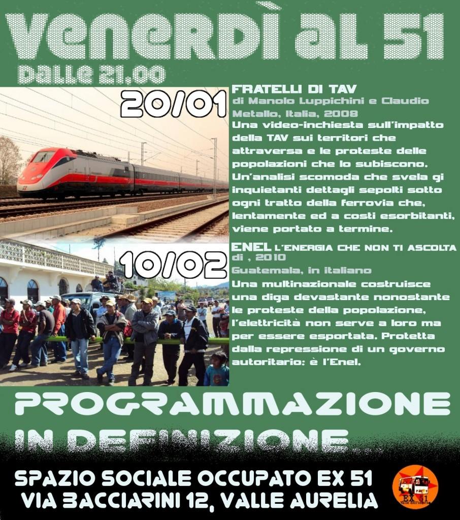 2011 Venerdì al 51 2