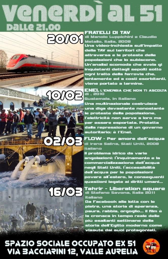 2011 Venerdì al 51 3